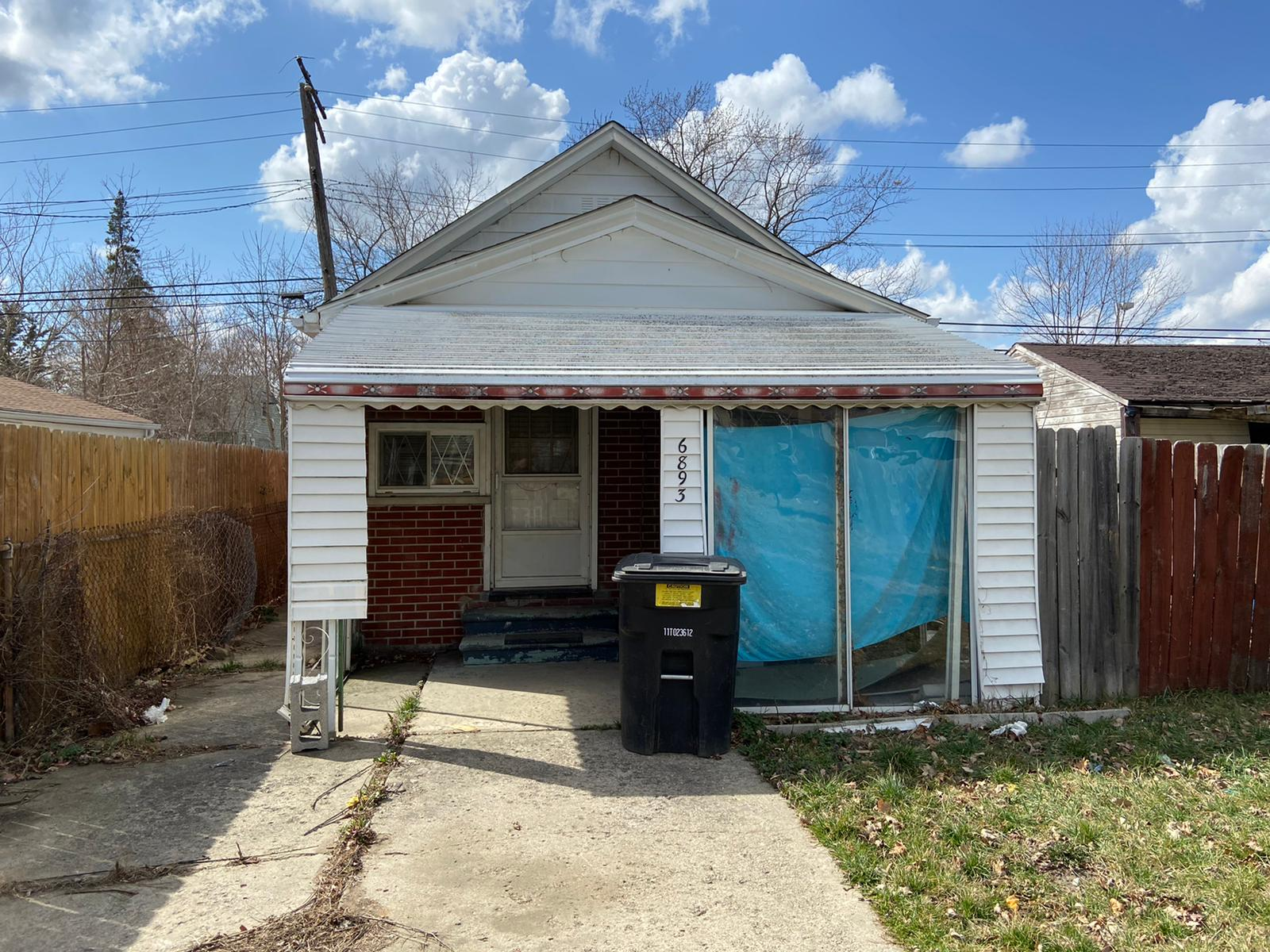 Foto de 6893 Plainview St., Detroit, MI, 48228