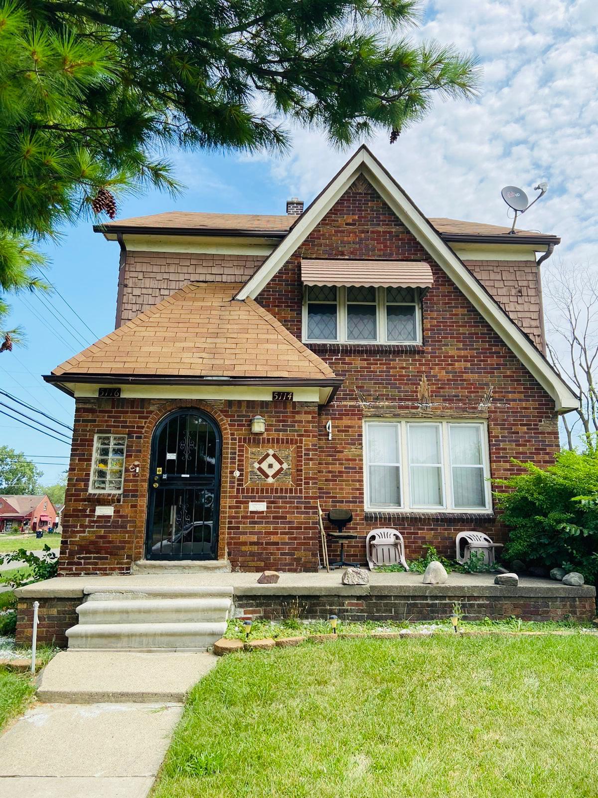 Foto de 5114-16 Notthingham St, Detroit, MI, 48224