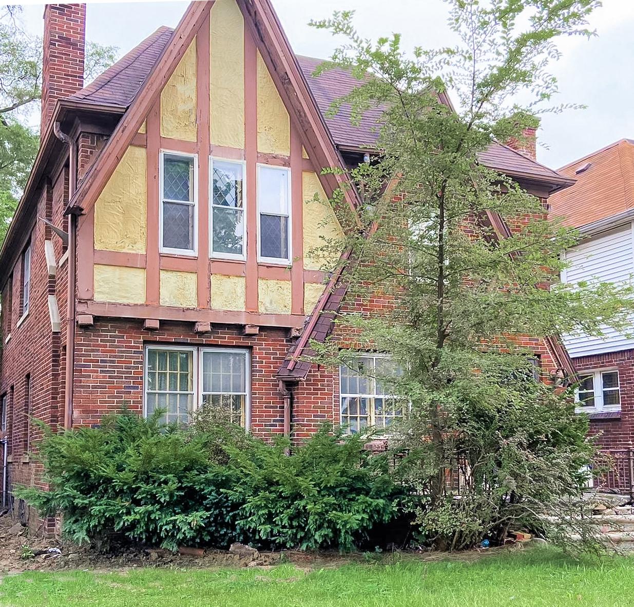Foto de 2633 Burlingame St, Detroit, MI, 48206