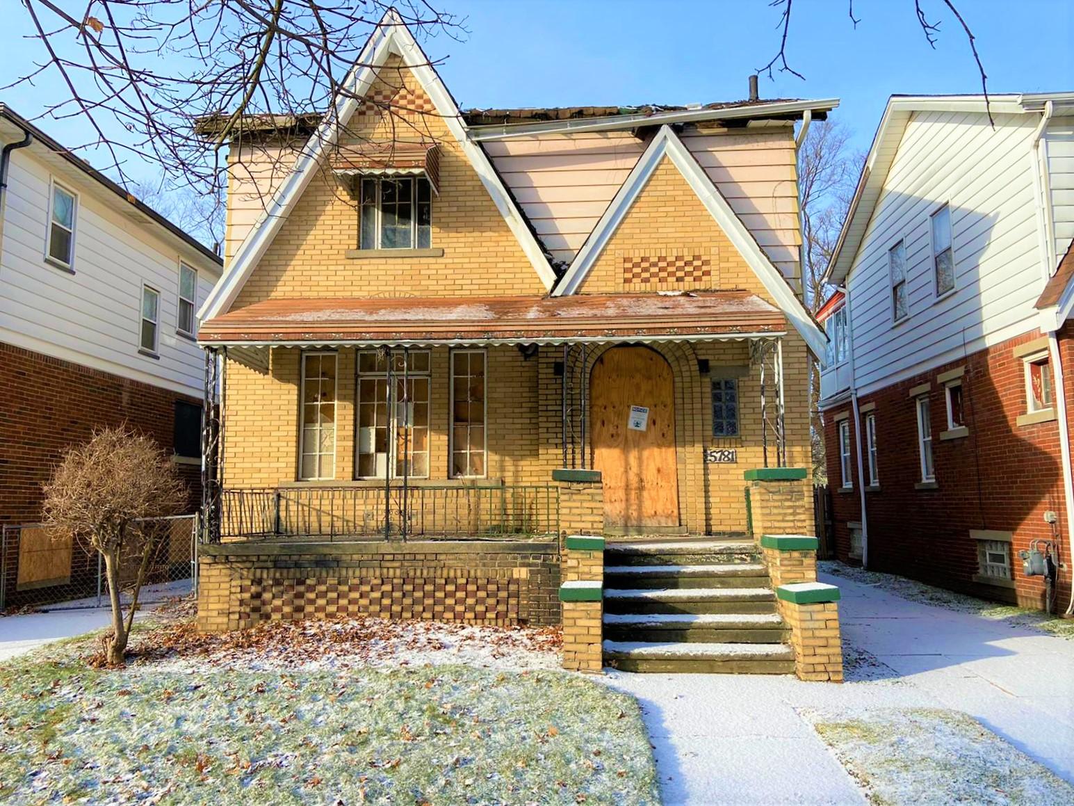 Foto de 15781 LITTLEFIELD ST., Detroit, MI, 48227